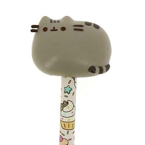 Image of Blueprint Pusheen Pencil with 3D Topper - JStore SG