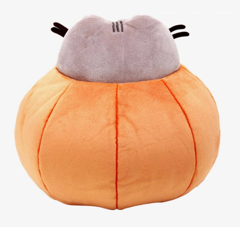 Image of Pusheen Pumpkin Plush