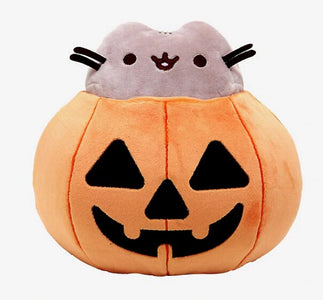 Pusheen Pumpkin Plush