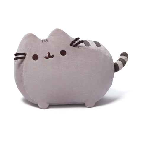 Gund Pusheen Grey Plush 12 Inches - JStore SG