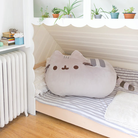 "Pusheen Super Jumbo Plush 41"" - JStore SG"