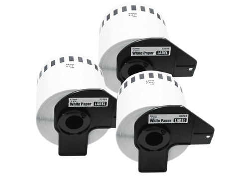 Image of Compatible Brother Tape with QL-700/QL-800 Labels - JStore SG