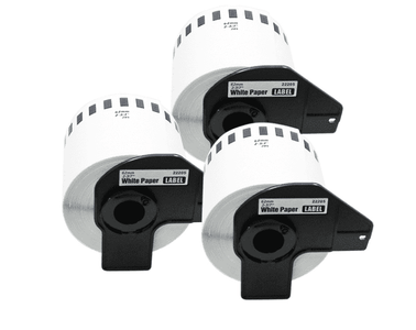 Compatible Brother Tape with QL-700/QL-800 Labels - JStore SG