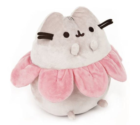 Image of Pusheen Flower Petal Plush