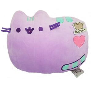 Pusheen Cushion – Purple - JStore SG