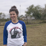 Texas legend raglan