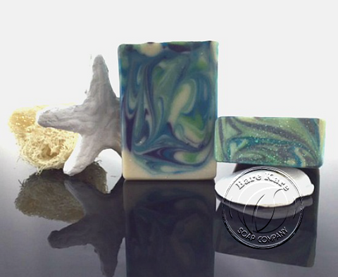 Aruba Blue Soap