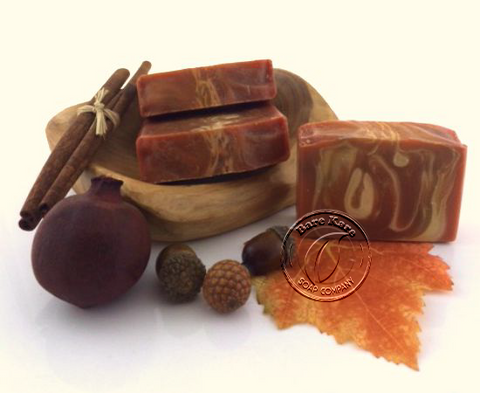 Bare Kare Soap - Fall Glow