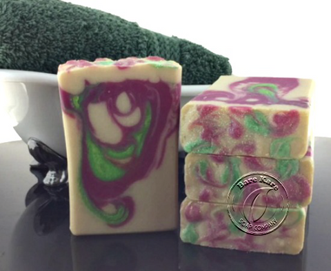 Bare Kare Soap - Cherry Blossom