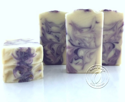 Bare Kare Soap - Lilac in Bloom
