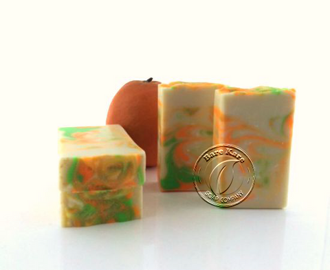 Bare Kare Soap - Satsuma Silk