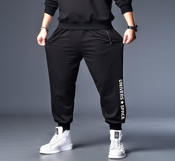 7XL 6XL XXXXL Plus Size Men's Autumn Length Harem Joggers Men Harajuku Sweatpant Hip Hop Trousers Male 2020 Fashion  Loose Pants