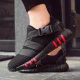 Men Casual Shoes Men's mesh lightweight breathable overshoes sports men's trend shoes outdoor casual shoes Zapatillas Deportiva