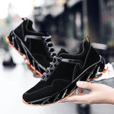 Outdoor jogging sneakers men's casual shoes high quality lace-up sports breathable blade basketball shoes Zapatillas Hombre men