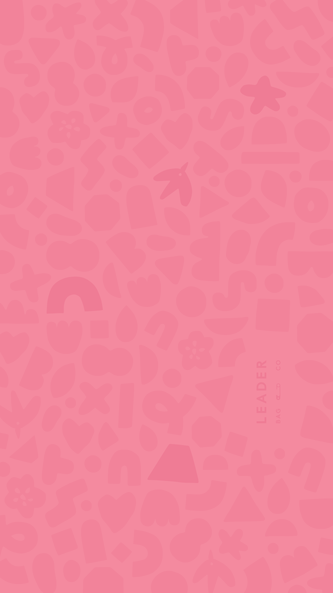Meta Wallpaper — Pink Desktop