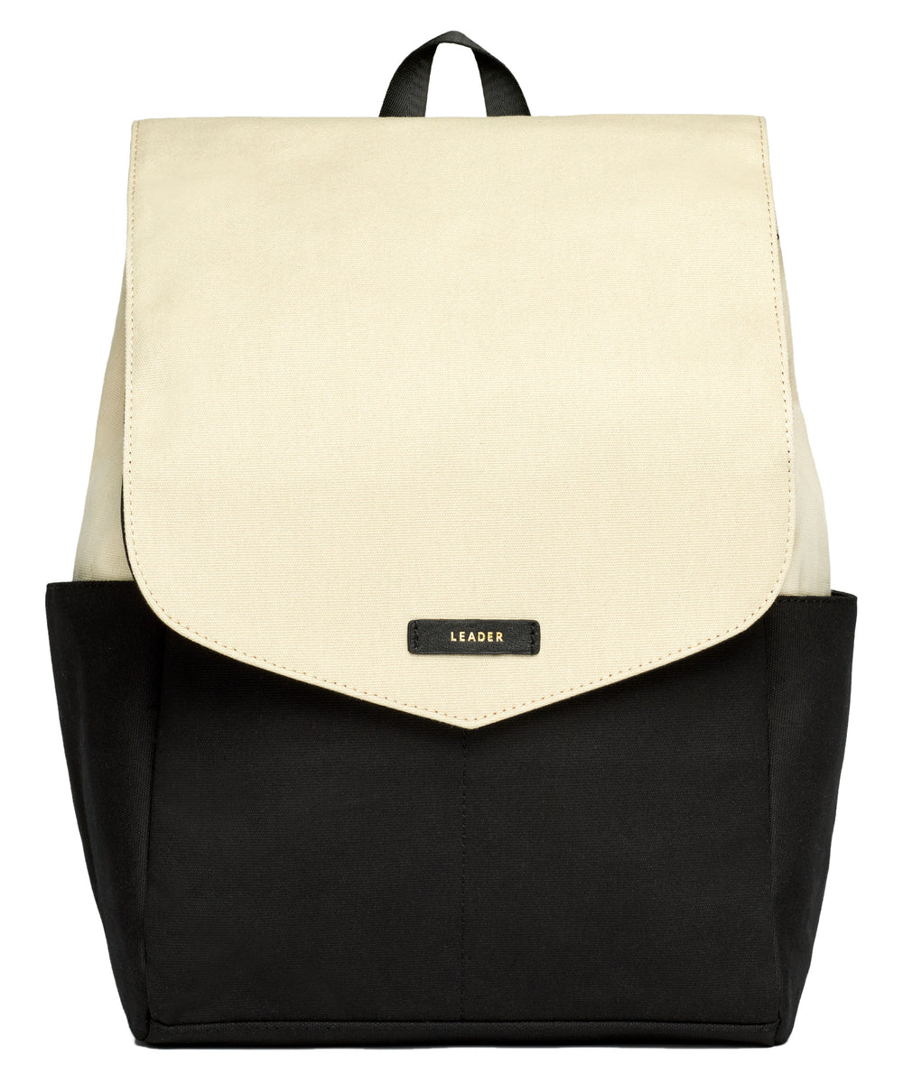 Julien Canvas Set Ivory & Black