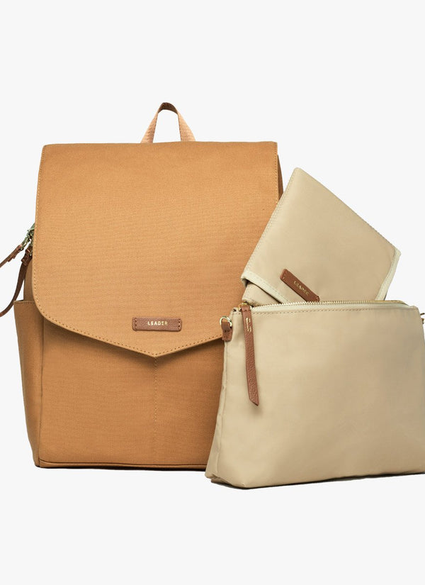Julien Canvas Set Marigold