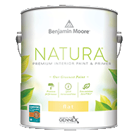 Natura® Waterborne Interior Paint - Flat Finish 512