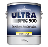 Ultra Spec® 500 — Interior Flat Finish 536