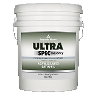 Ultra Spec Masonry Acrylic Latex Satin – FIL 452
