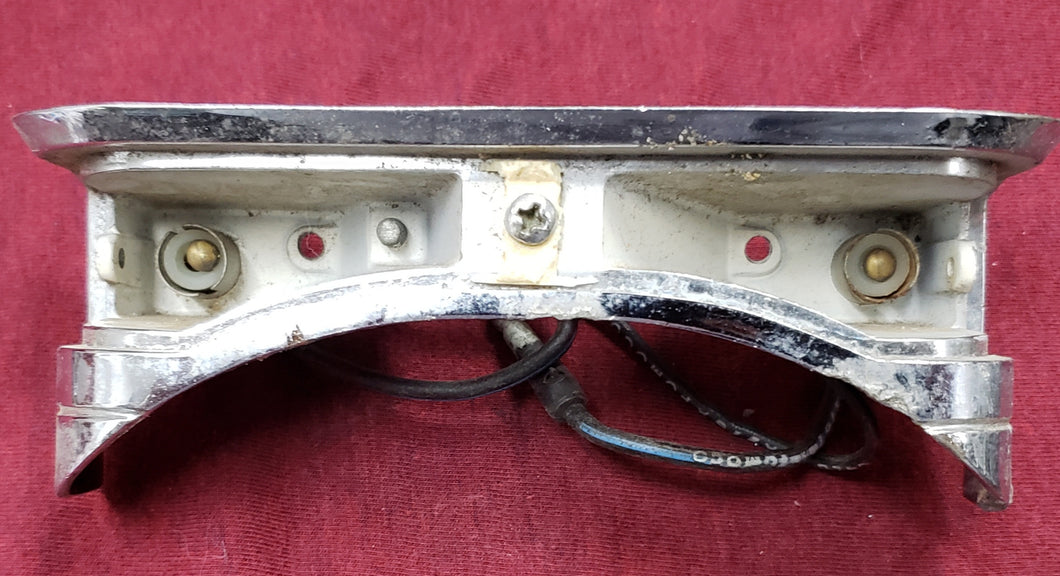 Used 1965 66 mustang console light