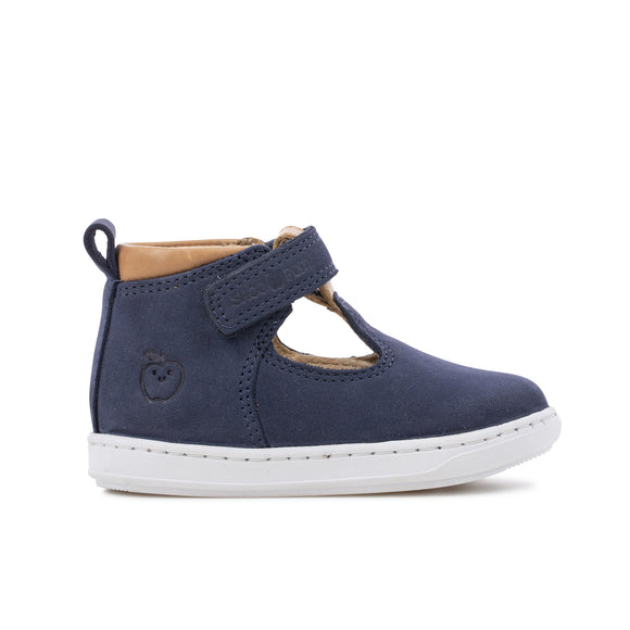 Shoopom - Bouba Up Sandal Navy Camel