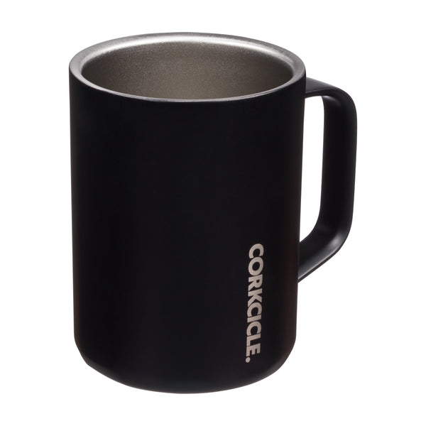Corkcicle Coffee Mug Matte Black