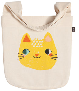 Danica Canvas Tote To & Fro Meow Meow