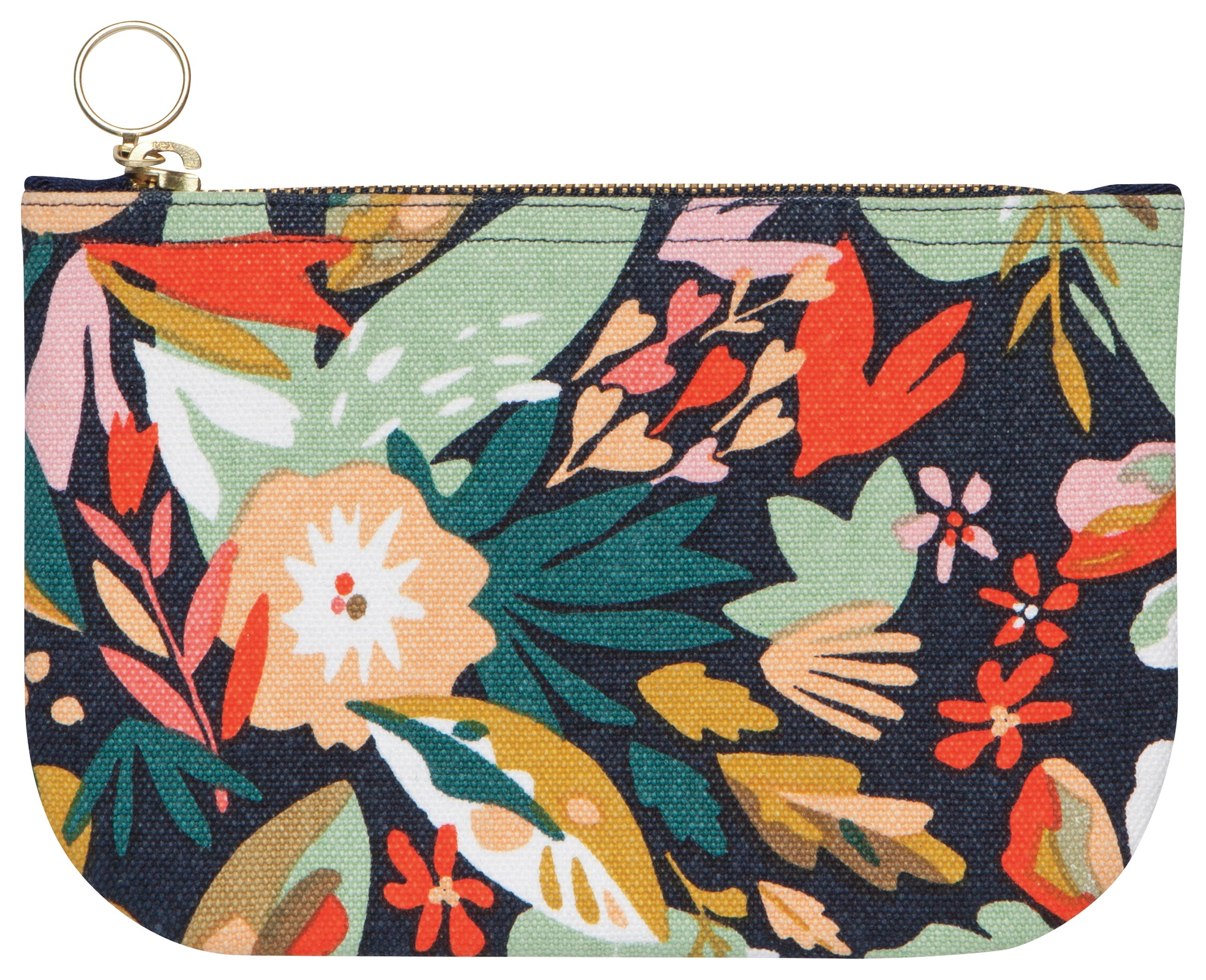 Danica Zip Pouch Small Superbloom