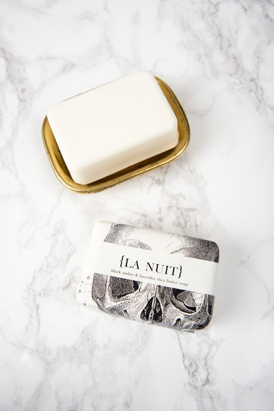 Formulary 55 La Nuit Shea Butter Soap