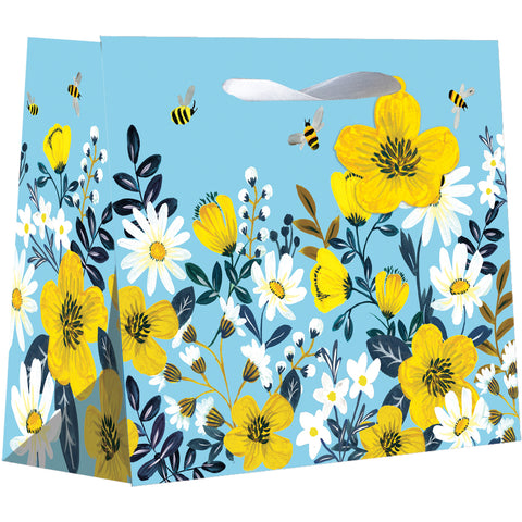 Medium Gift Bag Bumble & Daisy