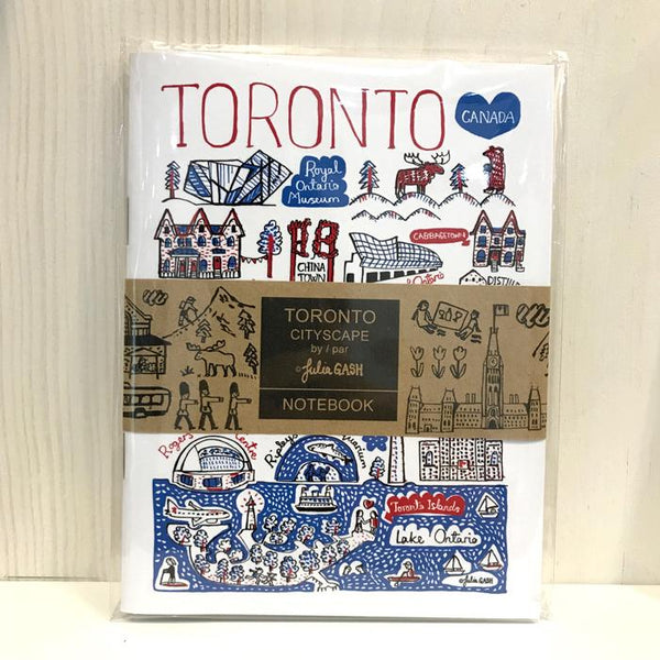 CityScapes Toronto Notebook