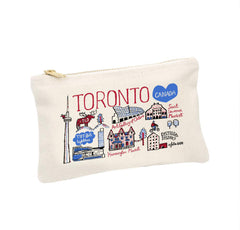 CityScapes Toronto Mini Zip Pouch