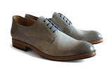 Men's Goodyear Welted Simple Gibson Light Grey