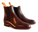 Women's Goodyear Welted Chelsea Boot Brown