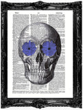 ArtnWordz Print - His Skull