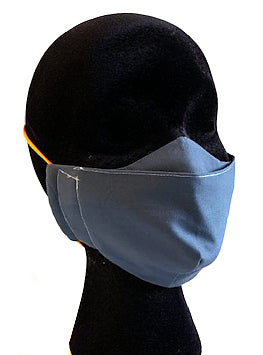 Facemask Cotton Grey