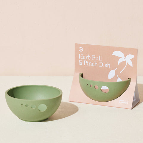 Modern Sprout - Herb Pull & Pinch Dish