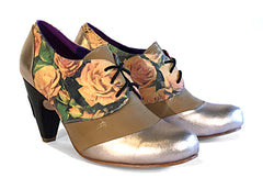 Women's MV2 Lace-up Shoe Champagne & Roses