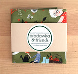 Accessories - Pocket Square - Gardening on Green
