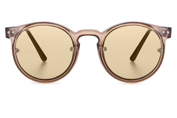 Spitfire Sunglasses - Post Punk Tan / Tan