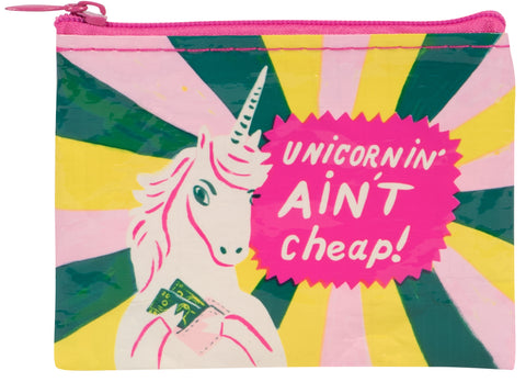 Coin Purse Unicornin' It Ain't Cheap