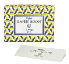 Ridley Games Travel Quiz