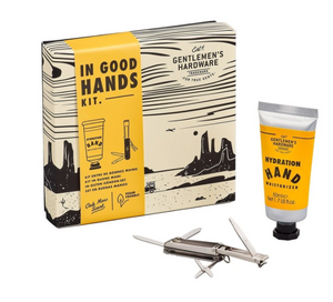 Gentlemen's Hardware In Good Hands Kit