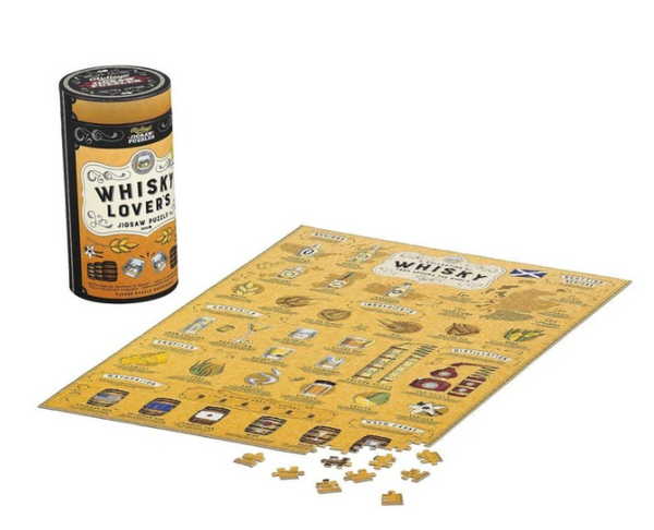Ridley's Whiskey Lover's 500 Piece Puzzle