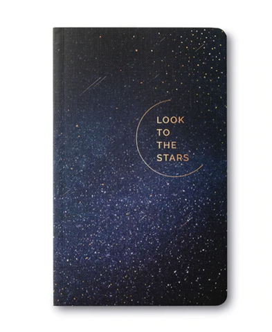 Write Now Journal Look To The Stars