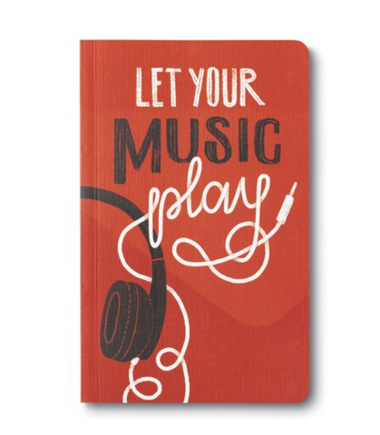 Write Now Journal Let Your Music Play