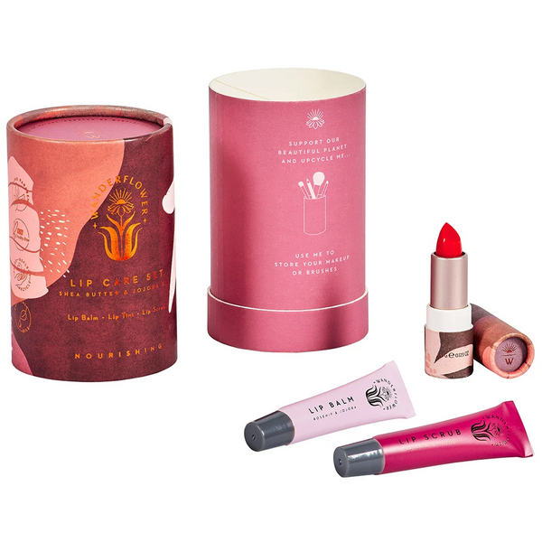 Wanderflower Lip Care Kit