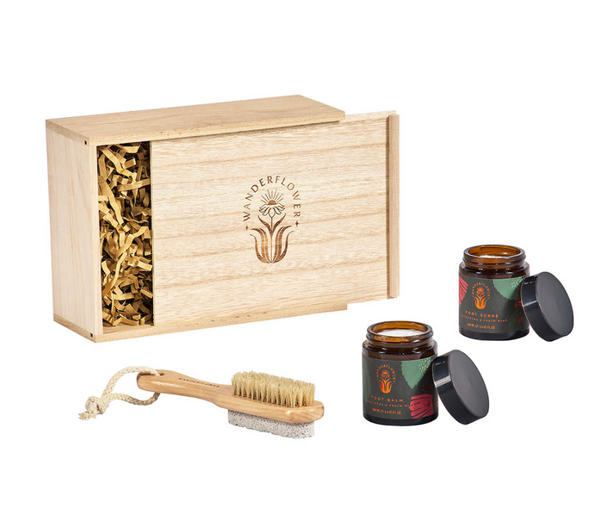 Wanderflower Foot Therapy Set