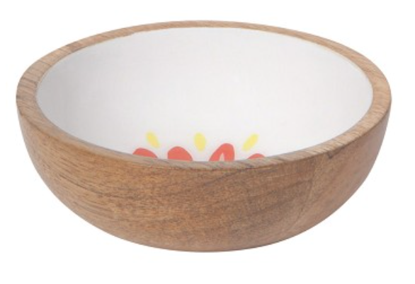 Danica Mango Wood Bowl Mini Frida
